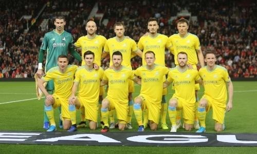Казахстан не изменил свое положение в рейтинге коэффициентов УЕФА после матча «Астаны» с «МЮ»