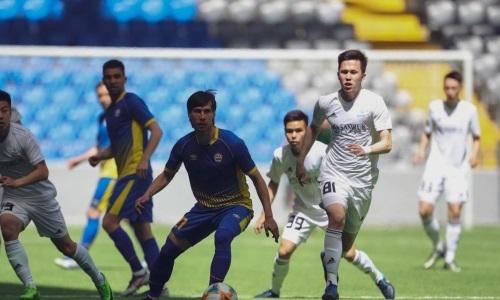 «Алтай» дома разгромил молодежку «Астаны» в матче Первой лиги