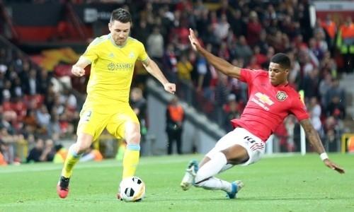 «Вряд ли кто-то думал...». Александр Мостовой оценил игру «Астаны» в матче с «Манчестер Юнайтед» на «Олд Траффорд»