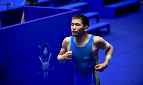 Казахстанский вольник — бронзовый призер чемпионата мира в Нур-Султане