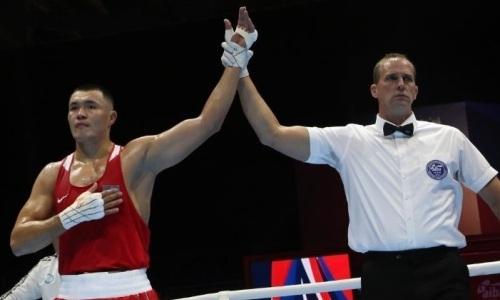 Капитан сборной Казахстана без боя вышел в финал чемпионата мира по боксу