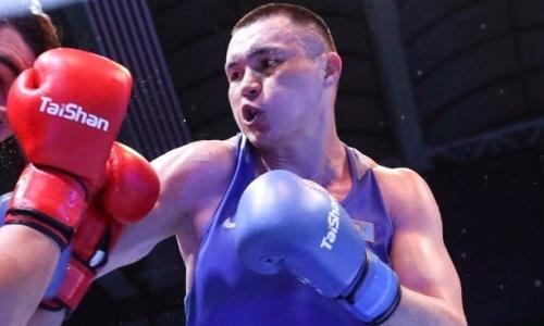 Капитан сборной Казахстана сразится адским нокаутером из Узбекистана за «золото» чемпионата мира