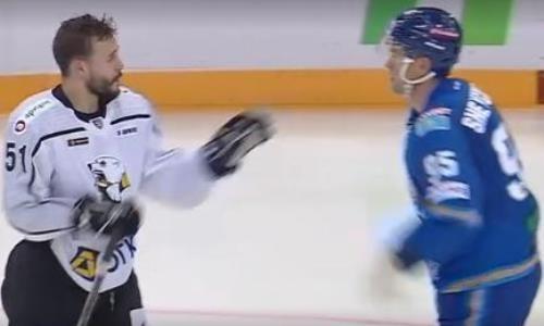 Видеообзор матча КХЛ «Барыс» — «Трактор» 2:0