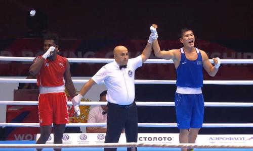 Стали известны все пары финалов чемпионата мира-2019 по боксу с участием двух казахстанцев