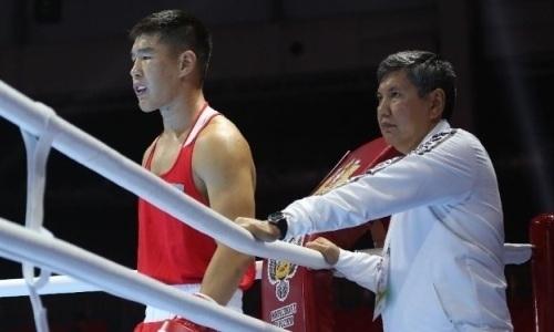 22-летний казахстанский боксер раскрыл секрет сенсационной победы над четырехкратным чемпионом мира на ЧМ-2019