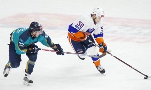 Букмекеры уверены в поражении клубов из Казахстана в матчах ВХЛ