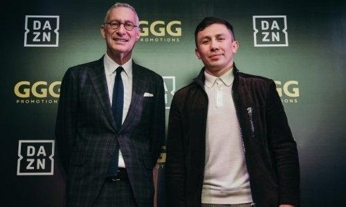 DAZN стал мировым лидером по доходу после подписания Головкина