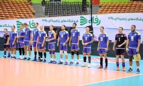 Сборная Казахстана стала десятой на чемпионате Азии