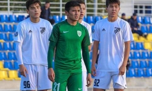 Молодой казахстанский футболист стал игроком клуба из Европы