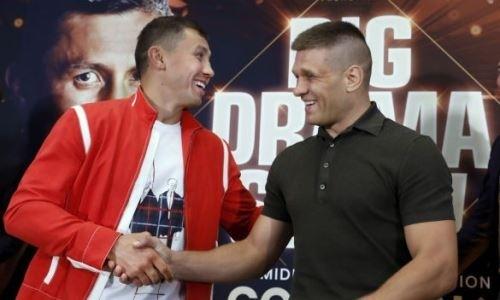 «Канело» припомнили долг Деревянченко перед его боем с Головкиным