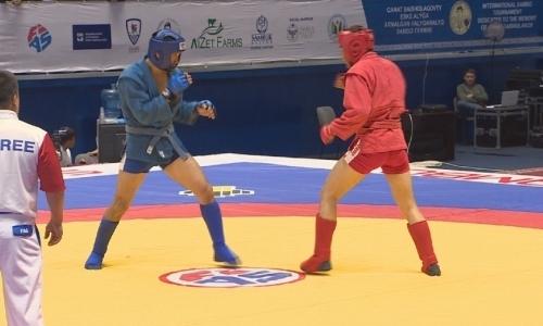 Турнир по самбо памяти первого чемпиона мира из Казахстана состоялся в столице