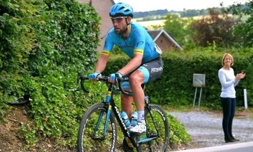 Опытный казахстанский гонщик остается в «Астане» еще на один сезон