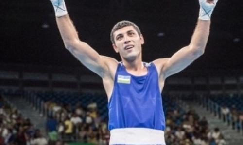 Отправивший казахстанца в нокдаун боксер уступил узбеку «золото» чемпионата мира