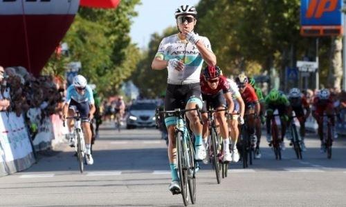 Казахстанский гонщик выиграл вторую однодневку подряд