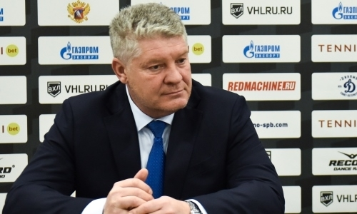 «Мы пока с разных планет». Тренер «Номада» посетовал на отсутствие опыта в матче с «Динамо»