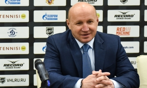 «Им надо привыкнуть к лиге». Наставник питерского «Динамо» дал совет дебютанту «Номаду»