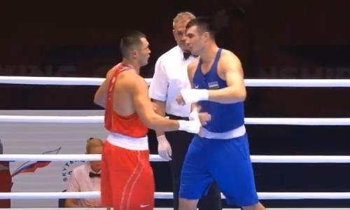 Узбекский обидчик казахстанца в финале ЧМ-2019 признан лучшим боксером турнира