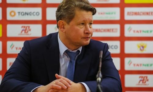 Произошли изменения в тренерском штабе «Сарыарки»