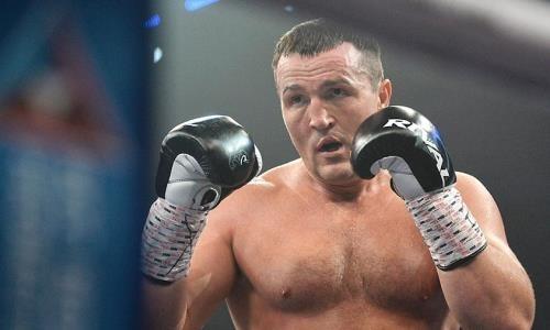 Лебедев вместо боя с Шуменовым решил возобновить карьеру ради поединка с «грозой россиян»