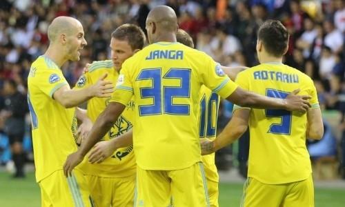 «Астана» забила первой и неожиданно проиграла «Жетысу» в матче КПЛ