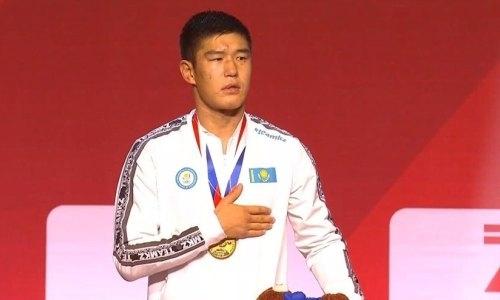 «Никакой звездной болезни у меня нет». Новый чемпион мира из Казахстана сделал громкое заявление о своих планах