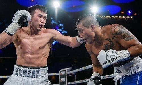 Казахстанский нокаутер снялся с боя против чемпиона WBC с 20 победами