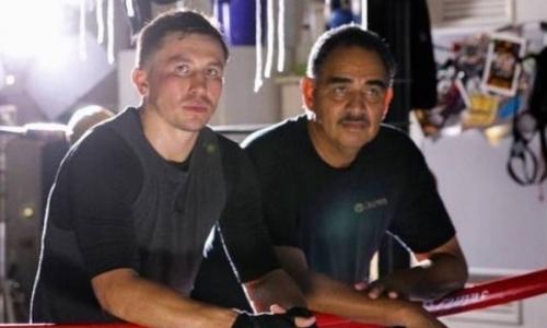 «Намного лучше». Санчес сравнил силу удара и навыки бокса Головкина с Ковалевым