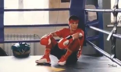В Сети появилось видео подготовки Джукембаева к бою с экс-чемпионом мира за два титула