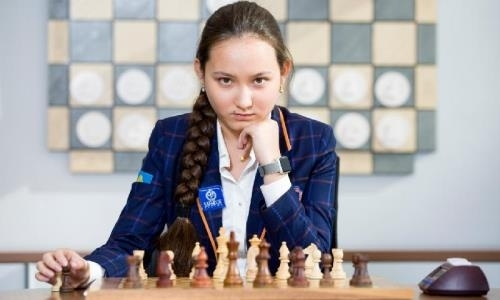 Казахстанская шахматистка подписала контракт с немецким суперклубом