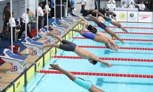 Казахстанские пловцы взяли три медали на юношеском чемпионате Азии