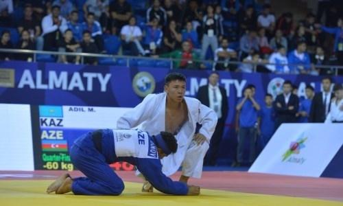 Казахстанец завоевал «бронзу» на юношеском чемпионате мира по дзюдо