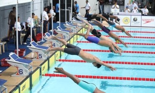 Казахстанские пловцы взяли еще три медали на юношеском ЧА-2019 по водным видам спорта