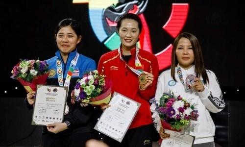 Казахстанские стрелки-стендовики продолжают выигрывать медали на домашнем ЧМ-2019
