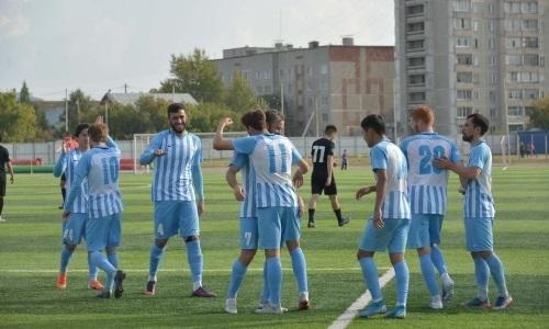 «Кызыл-Жар СК» разгромил «Мактаарал» в матче Первой лиги