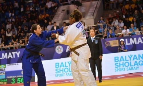 Юношеская сборная Казахстана по дзюдо заняла четвертое место на чемпионате мира