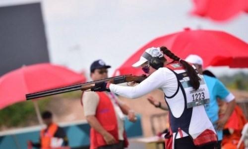 «Золото» выиграли казахстанские стендовики на домашнем чемпионате Азии