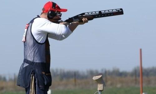 Казахстанцы завоевали «золото» ЧА-2019 по стендовой стрельбе в Алматы