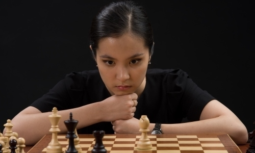 Казахстанская шахматистка сыграет на супертурнире Grand Swiss