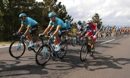 Стажер «Астаны» стал лучшим молодым гонщиком после второго этапа «Тура Хорватии»