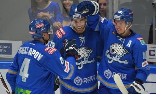 «Барыс» после неожиданного поражения победил «Торпедо» в матче КХЛ с двумя нереализованными буллитами