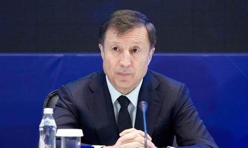 Президент КФФ Адильбек Джаксыбеков обратился к клубам и арбитрам