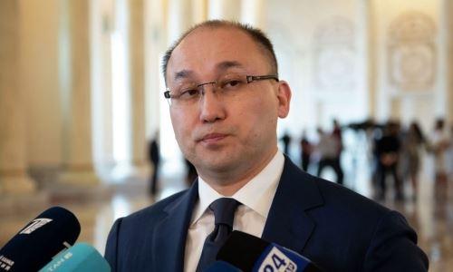 Министр информации и общественного развития РК возглавил федерацию Qazaq kuresi