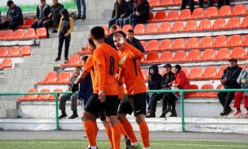 «Экибастуз» добывает три очка в матче Первой лиги в Темиртау