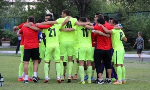 «Мактаарал» разгромил «Кыран» в матче Первой лиги
