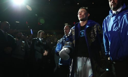 Головкин под оглушительный свист зрителей прокомментировал победу над Деревянченко