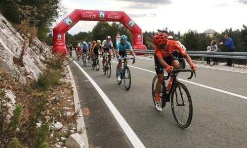 Гонщик «Астаны» стал вторым на королевском этапе «Тура Хорватии»