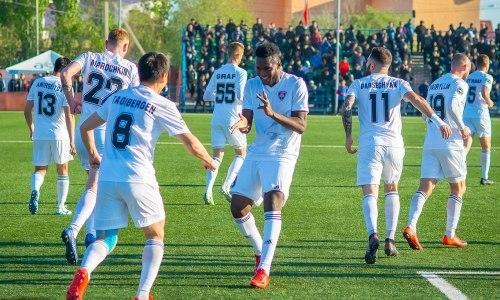 Гол на 122-й минуте определил обладателя Кубка Казахстана и путевки в Лигу Европы