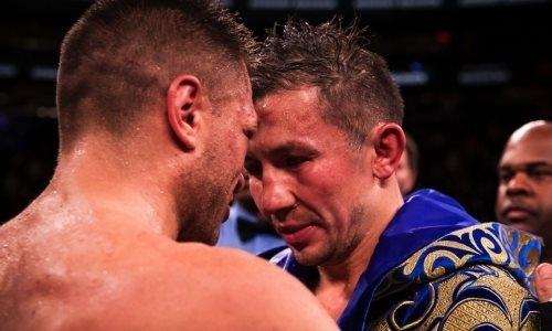 Головкин получил травму в титульном бою с Деревянченко