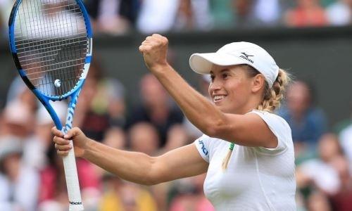 Путинцева улучшила положение в рейтинге WTA