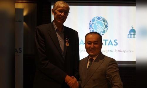 Первого казахского олимпийского чемпиона поздравили с юбилеем в Алматы